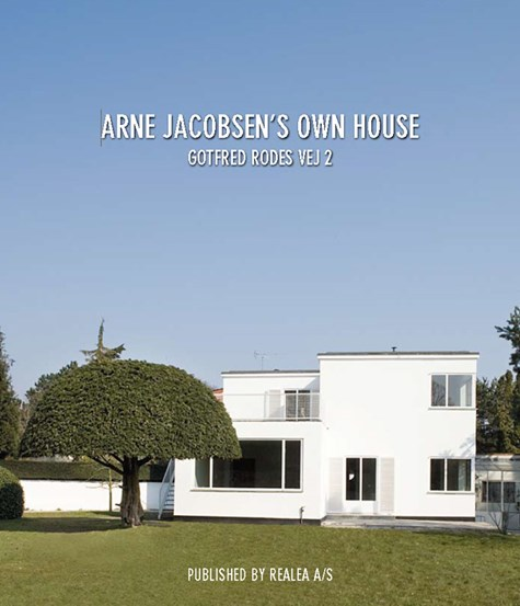 Arne Jacobsen first own house - Gotfred Rodes Vej 2