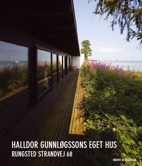 Halldor Gunløgssons eget hus i Rungsted