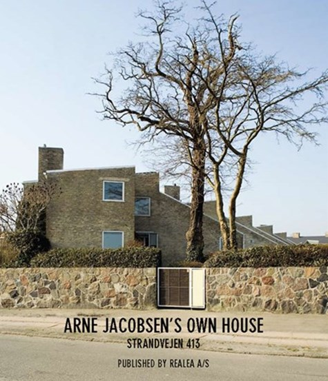 Arne Jacobsens own house - Strandvejen 413