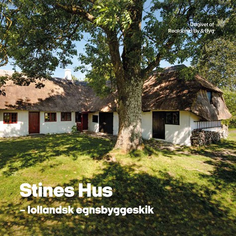 Stines Hus -  lollandsk egnsbyggeskik